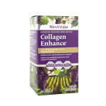 Collagen Enhance cu Acid Hialuronic si Resveratrol, 60 capsule