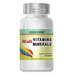 Cosmopharm Multivitamine si Multiminerale, 30 tablete