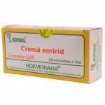 Crema Antirid cu Coenzima Q10 - Viodana, 30 monodoze