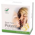 Royal Tonic Potent, 40 capsule, stimulent pentru barbati si femei