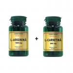 Pachet L-Arginina + L-Carnitina Premium
