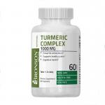 Bronson Laboratories Turmeric Complex 1000 mg cu Bioperina, 60 capsule