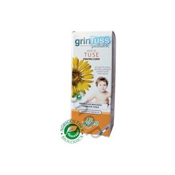 Grintuss - Sirop Bio pentru Copii