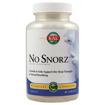 No Snorz (Nu Sforait)