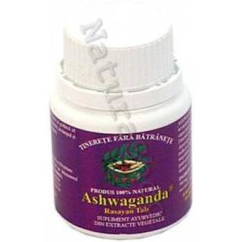Ashwaganda, 50/100 tablete