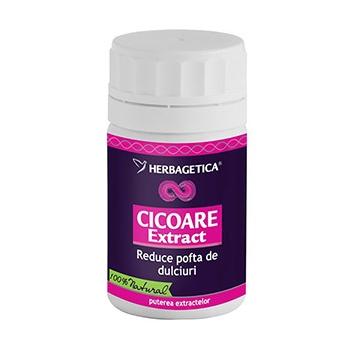 Cicoare extract, 30/60 capsule