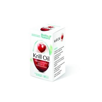 Krill Oil 500mg, 90 capsule