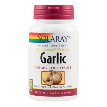 Garlic (Usturoi) 500 mg