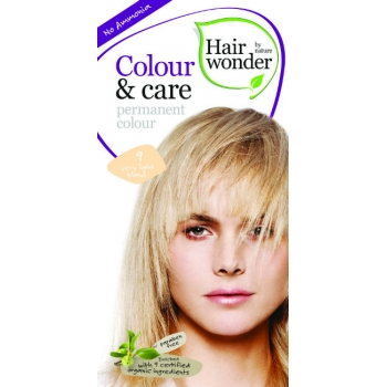 Vopsea Permanenta fara Amoniac cu Ulei de Argan - 9 Very Light Blond