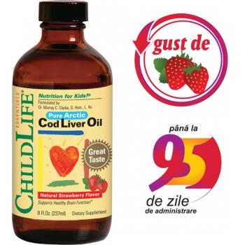 Cod Liver Oil (pentru copii)