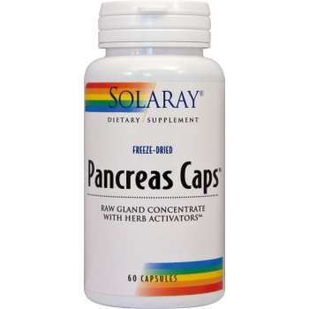 Pancreas Caps