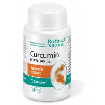 Curcumin Forte 500mg Rotta Natura