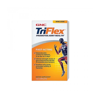 GNC TriFlex Fast Acting, 120 Tablete