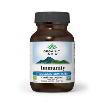 Immunity - Stimuleaza Natural Imunitatea, 100% Certificat Organic