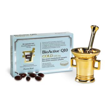 BioActive Q10 Gold 100mg, 30 capsule