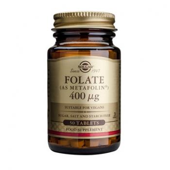 Folate 400μg (Metafolin) - Acid Folic