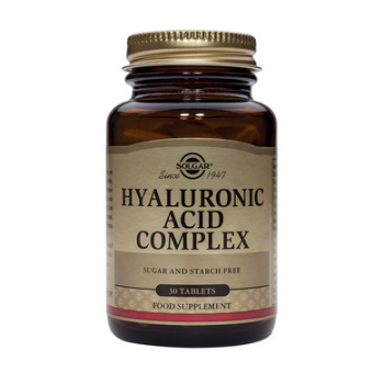 Solgart Acid Hyaluronic Complex 120mg, 30 tablete