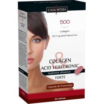 Colagen & Acid Hialuronic Forte