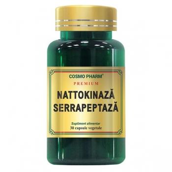 Cosmopharm_Nattokinasza_serrapeptaza_30cps