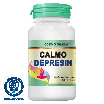 COSMOPHARM Calmo Depresin, 30 capsule