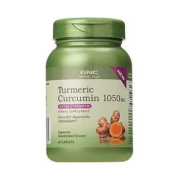 Turmeric 1050 mg + Piperina, 60 tablete