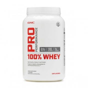 Pro Performance 100% Proteina din Zer Fara Arome, 840g