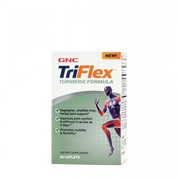 TriFlex Turmeric Formula, Vegetarian 100%, 60 tablete