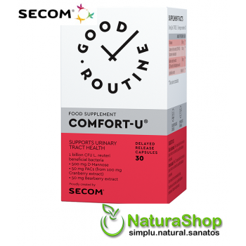 Good Routine by Secom - Comfort U, 30 capsule vegetale
