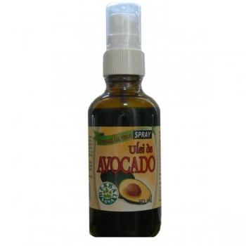 Ulei de Avocado - Presat la Rece, 50 ml