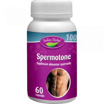 Indian Herbal Spermotone 60 capsule