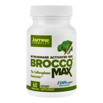 BroccoMax, 60 capsule vegetale