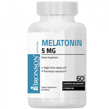 Bronson - Melatonina 5mg