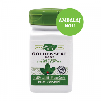 Goldenseal Root 570mg, 30 capsule