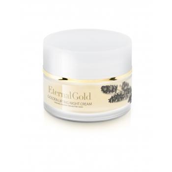 Crema Antirid de Noapte cu Aur 24K, 50 ml
