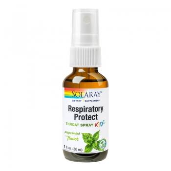 Secom Respiratory Protect Copii - Spray pentru gat, 30 ml