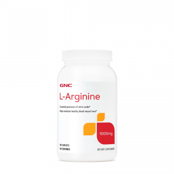 L-Arginina 1000 mg, 90 tablete