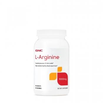 L-Arginina 1000 mg, 90 tablete