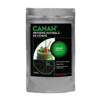 Pudra Proteica de Canepa - 100% Naturala, 500gr
