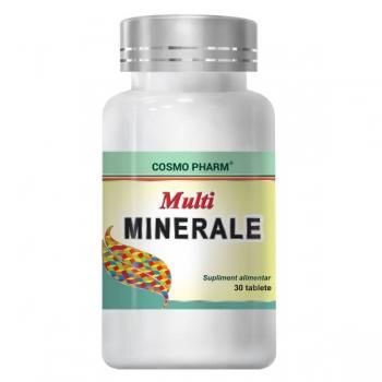 Multiminerale 30 tablete