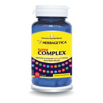 Super Complex 30 cps Herbagetica