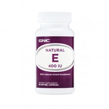 GNC_vitamin E 400UI