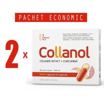 Pachet economic 2 x Collanol